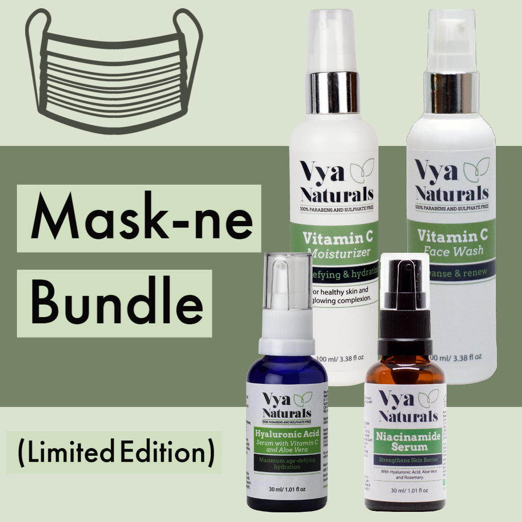 Mask-ne Bundle (Limited Edition) - Vya Naturals