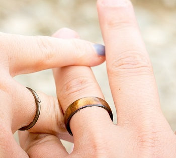 On Which Finger Should A Man Wear His Promise Ring?