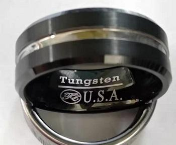 Is Tungsten a Good Metal for Men's Wedding Bands?