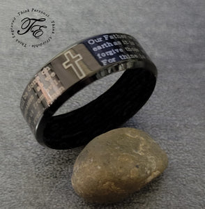 Personalized prayer rings