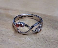 womens promise ring