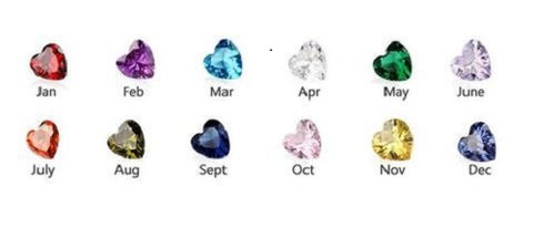 heart gems for promise rings