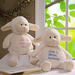 personalized lamb