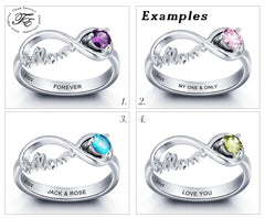 mothers rings variations