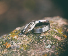 mens and womens promise rings