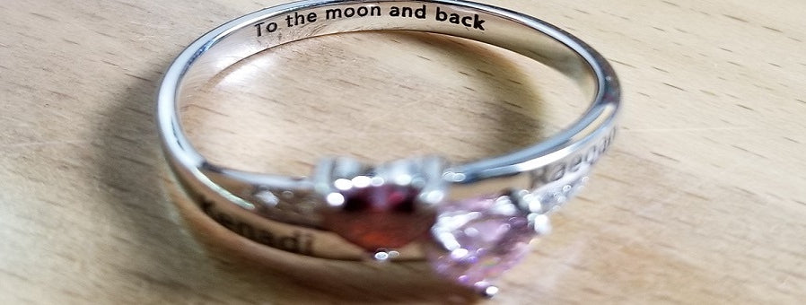 to the moon mothers ring