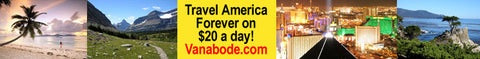 Travel America for $20 per day