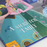 Personalized Disney Frozen Fever Story Book - Think Engraved