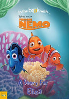 Personalized Disney Finding Nemo Story Book