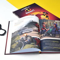 Personalized Disney Incredibles 2 Story Book - Think Engraved