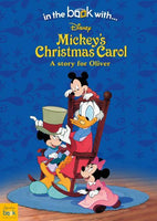 Personalized Disney Mickey's Christmas Carol Story Book - Think Engraved