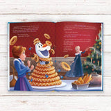Personalized Disney Olaf's Frozen Adventure Story Book