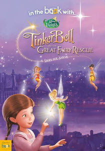 Personalized Disney Fairies Story Book Tinkerbell - Think Engraved