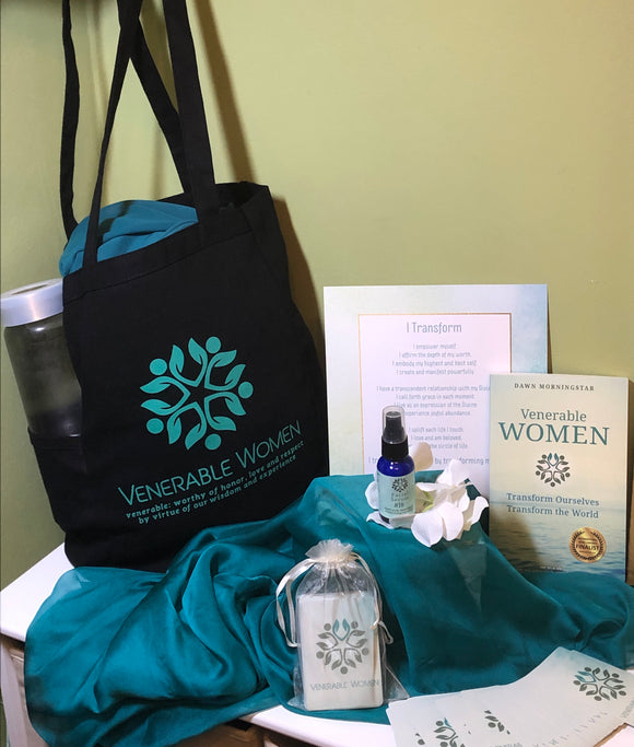 Venerable Women Self-Care Kit