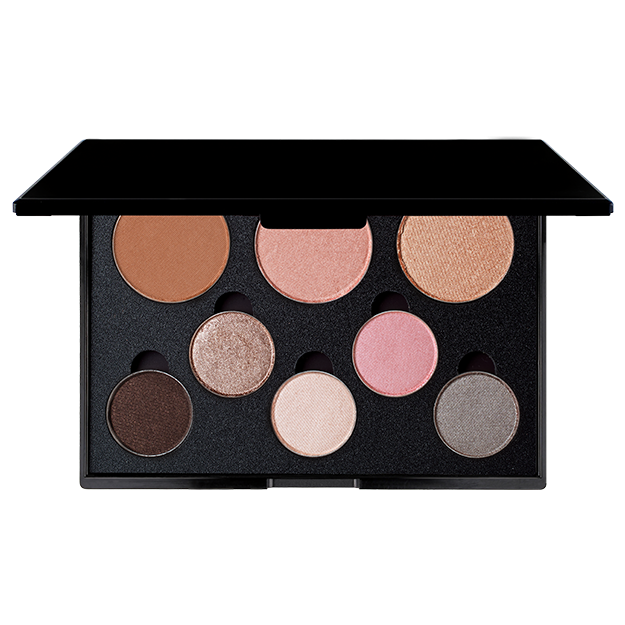 Face and Eye Palette - BLISSFUL BRONZE