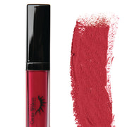 Liquid Velvet Lipstick - CHERRY RED