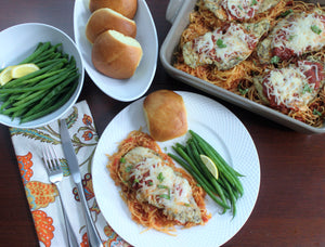 Tuesday, November 20th: Chicken Parmesan