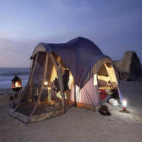Camping And Travel