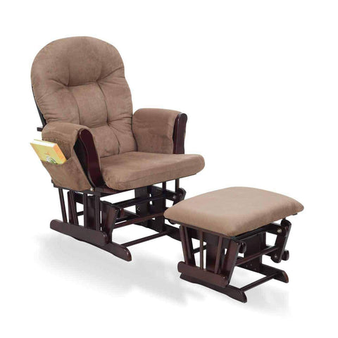 Insignia Trinity Rocking Chair (Brown)