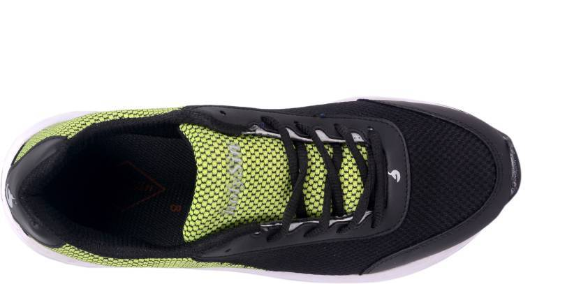 HSN Premium Affordable Running Gym / Regular Wear Shoes For Men (Green-Black) The Immart