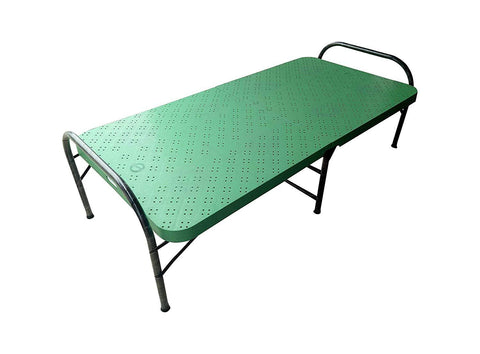 Insignia Plastic Folding Bed, homogenize Product, Multipurpose Fordable Bed, Waterproof Sleeping Bed and Well Comfortable