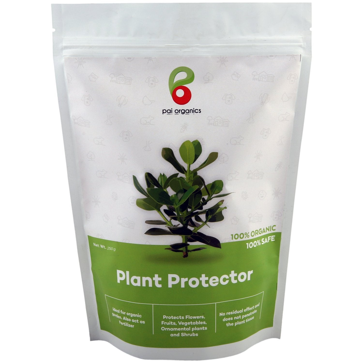 Plant Protector | Certified Organic | Protect Plants from pest and Disease