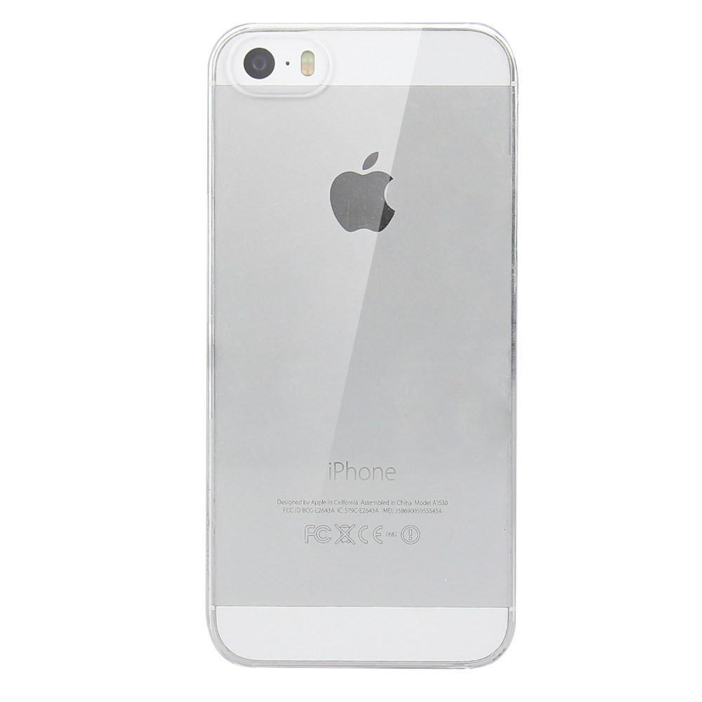 Back Cover - High Quality Rubber Silicone Cases For Iphone 5 , 5s
