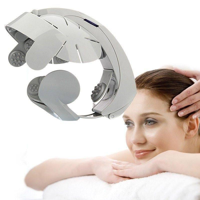 Body Massager - Exclusive Launched Human Skull And Brain Stress And Pain Reliever Cum Massager For All Ages And Men And Women
