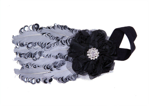 Elegant Two-Tone Comfort Head Band