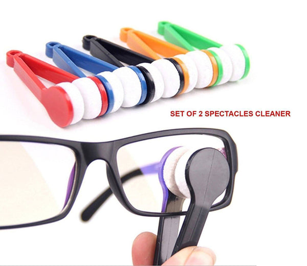 Exclusive Glass/Goggles Cleaner For All Types Of Glasses - Set Of 5