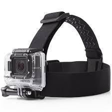 Gopro Head Strap Mount For All Hero Models