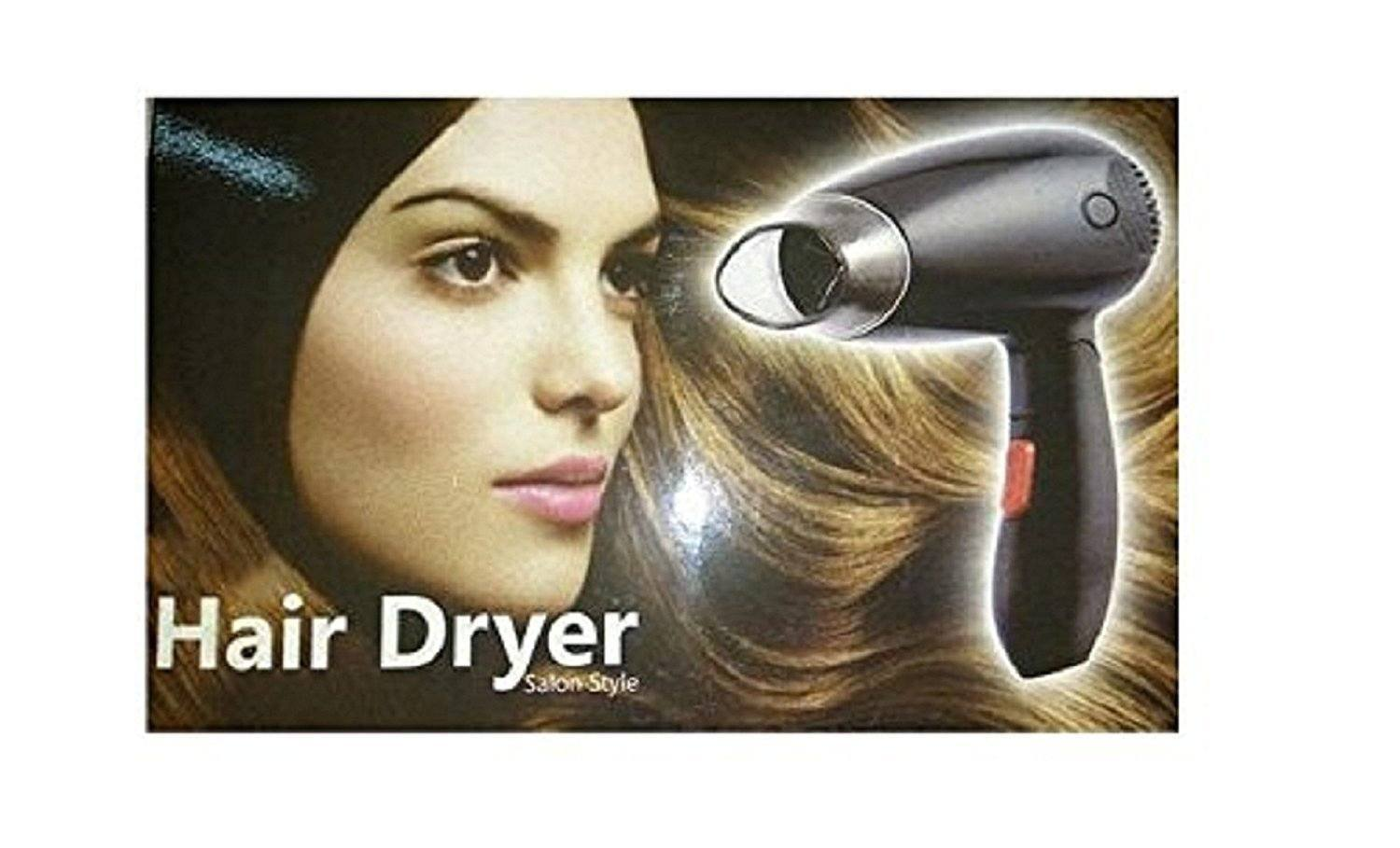Hair Dryer - Tuzech CONOR Quick Hair Dryer