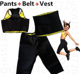 HOT SHAPER - Hot Shaper Complete Set For Women- Vests- Pants-Belt