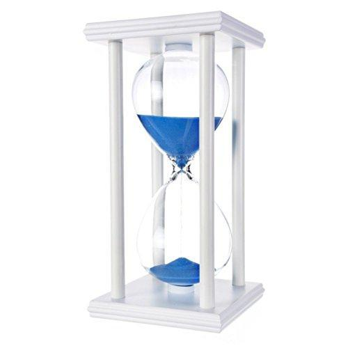 Hour Glass - Stress Reliever Perfect Gift Shop Birthday Gift Hour Glass With Stand - 30 Minutes And 60 Minutes