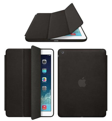 IPAD - Tuzech Magnetic Smart Book Cover For IPad 2 -3 -4 (BLACK)