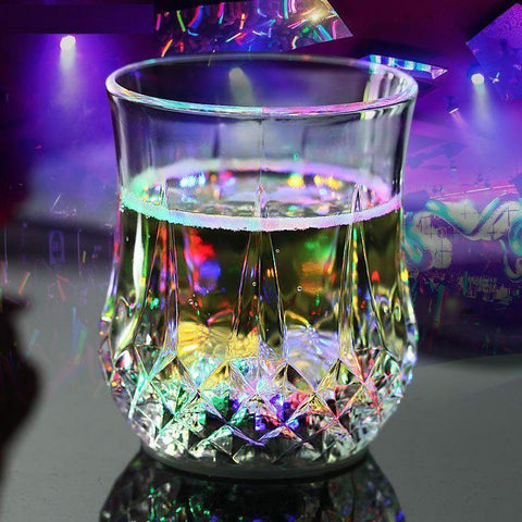 Led - Tuzech Automatic Magical Led Disco Home And Party Mug