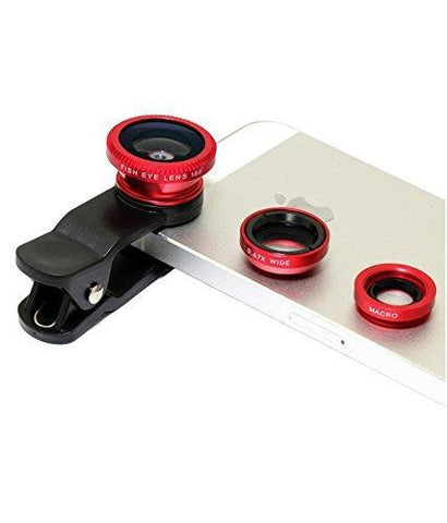 Lens - 3 In 1 Mobile Lens Kit - DEAL OF THE WEEK