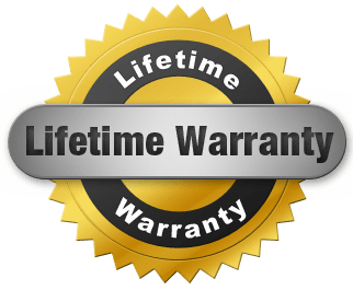 Lifetime Warranty For All The Products In The Cart