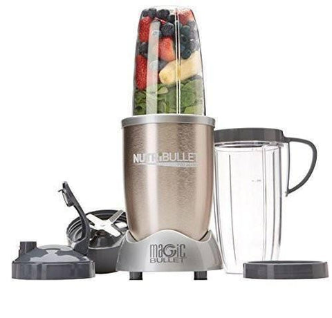 Mixer - Original NutriBullet Pro 900 Series Blender/Mixer System 900 Watt- Complete Metal Body