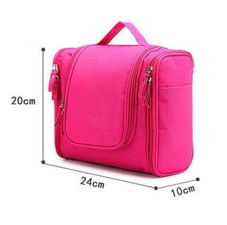 Organiser - Tuzech Military Cosmetic Polyester Toiletry Bag Travel Kit Pouch Triple Chain ( Choose Colour Here)