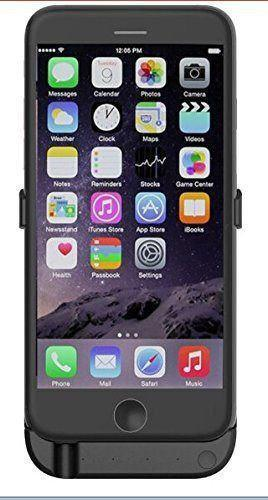 Powerbank - Apple IPhone 6 JLW Battery Cases ( Hi-Speed Charging)(3800 MAH)