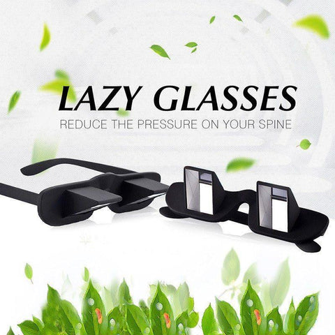 Prism Lazy Glasses For The Laziest People For Readers / Movie Watchers
