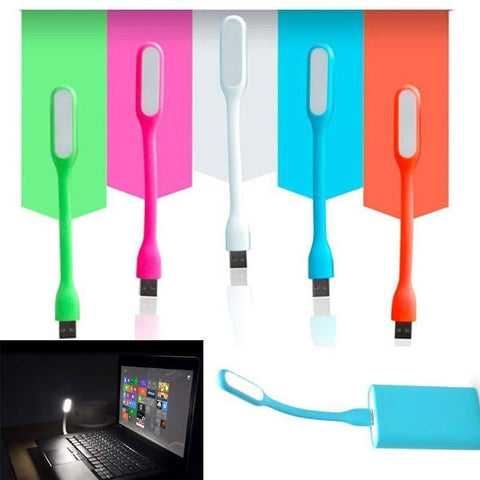 Tuzech LED Light USB Lamp (All Colors)