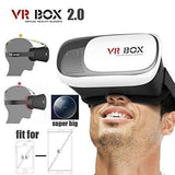 Vr Box - VR Box 2nd Gen With Enhanced Version Virtual Augmented(4.7 To 6 Inch Screen Only)