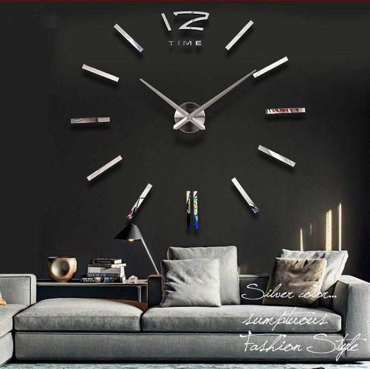 Wall Clocks - Luxurious Big Wall Clock For Hotels , Restaurants , Conference Rooms , Drawing Room