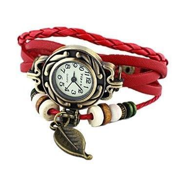 Watch - Anch Vintage  Analog Watch - For Girls, Women(Select The Colour)