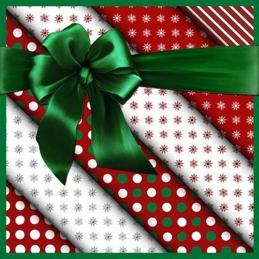 Wrapping - Gift Wrapping + Free Ribbon + Free Small Flyer Card