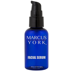 MARCUS YORK- Men's Anti-Aging Facial Serum - Brem's Beard Company
