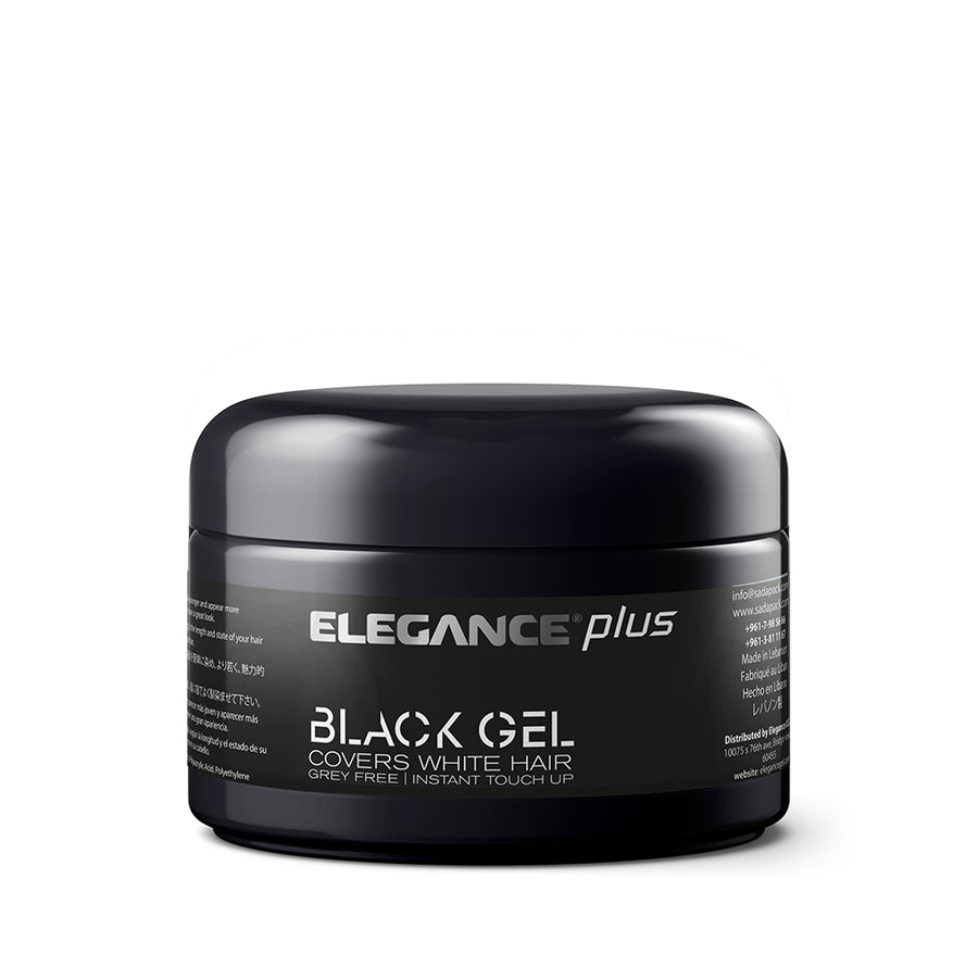 ELEGANCE- Gel PLUS Color 100ml (3.4 oz) - Brem's Beard Company