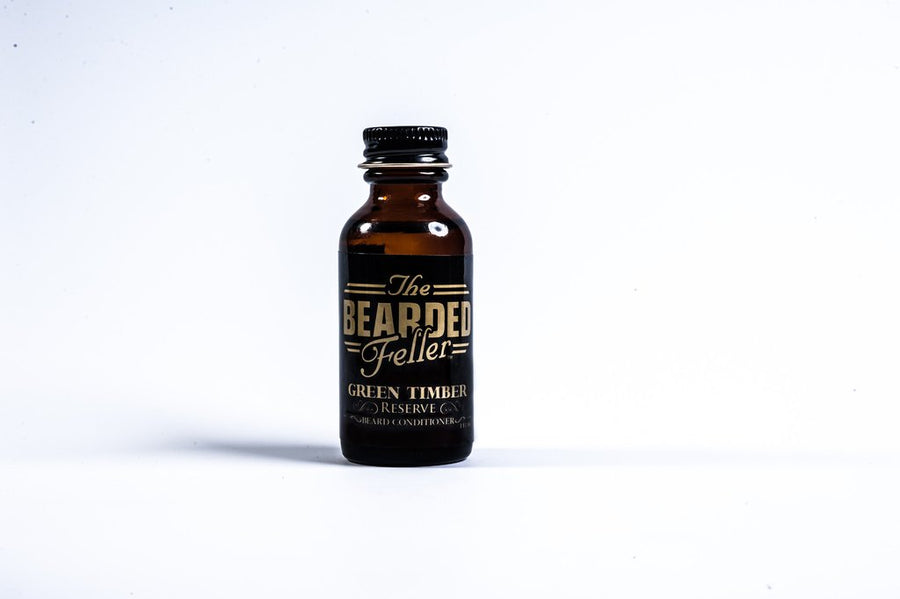 Green Timber Reserve Beard Oil Conditioner - Brem's Beard Company